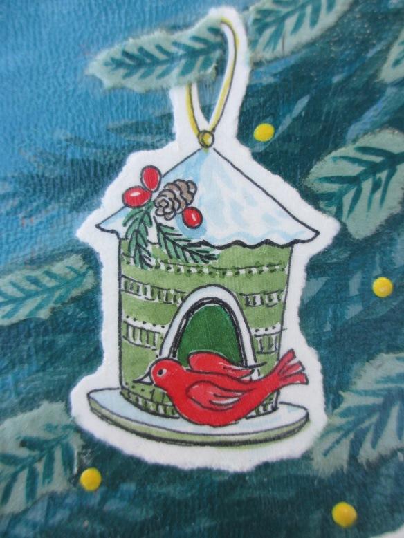 Detail, Christmas Tree I
