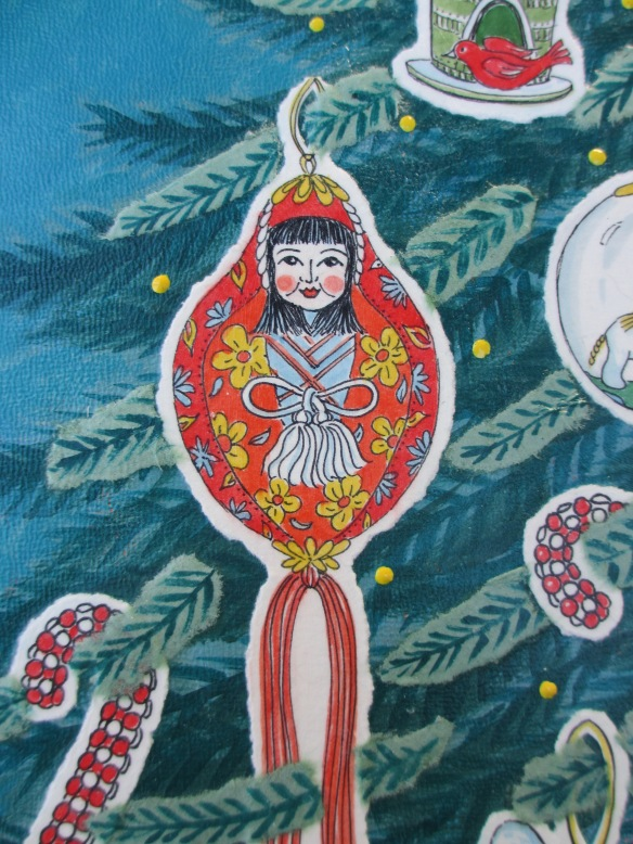 Detail, Christmas Tree I