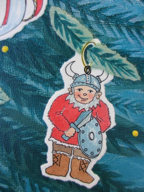 Detail, Christmas Tree II