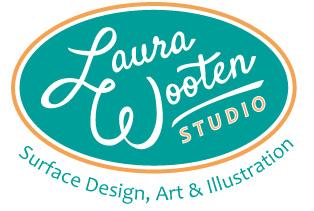 Laura Wooten Studio Logo